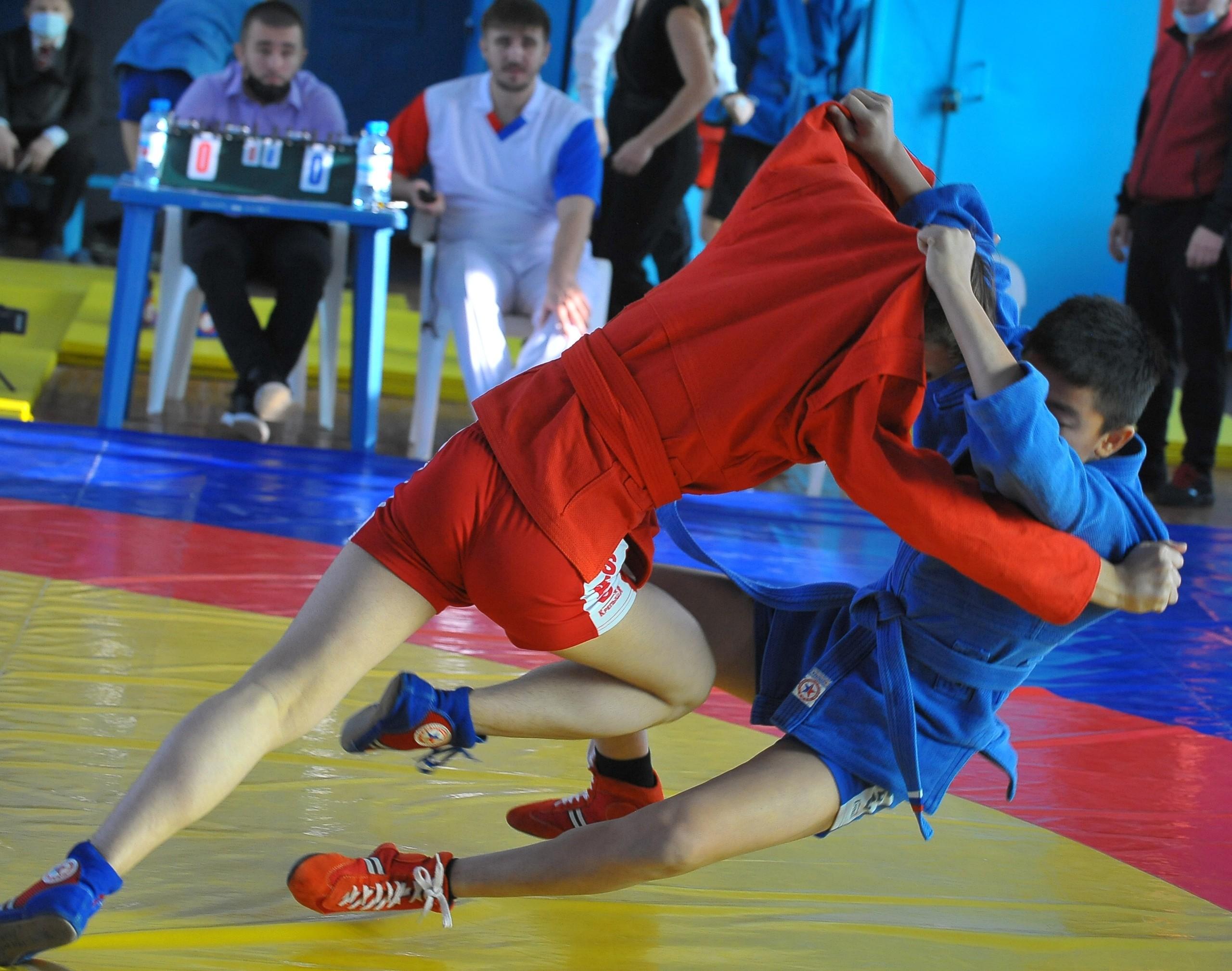 В Омске пройдет XV турнир по самбо памяти Александра и Никиты Петровых