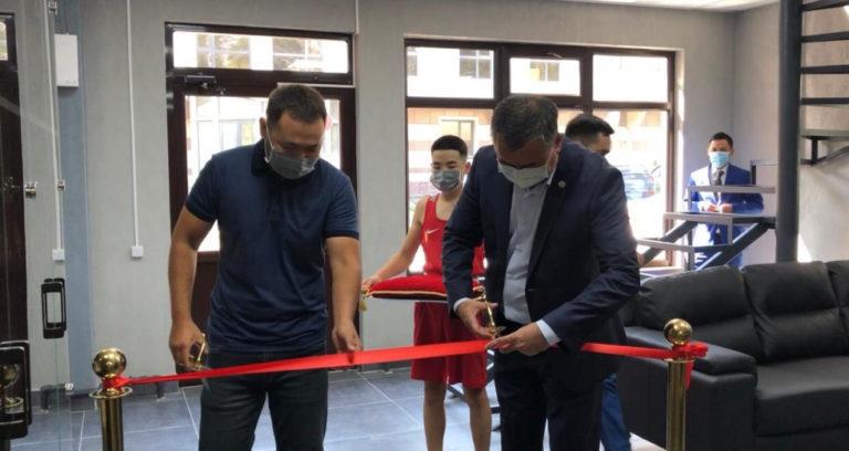 Новый Центр единоборств и спорткомплекс открыли в Алматы ко Дню столицы