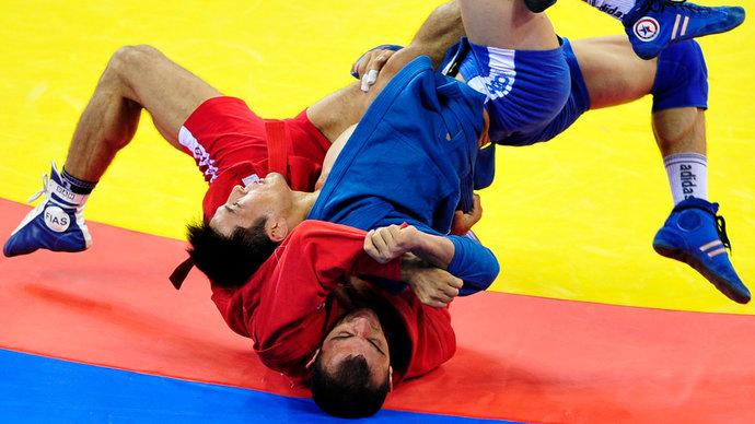 Самбо войдет в число олимпийских видов спорта