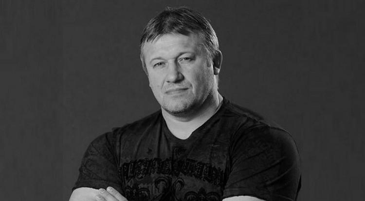 Памятник заслуженному тренеру России Владимиру Воронову установят в Старом Осколе