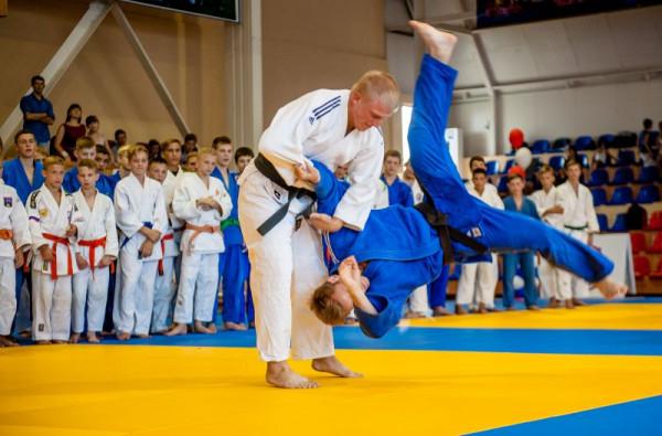 Этим летом в Севастополе состоятся два масштабных турнира по дзюдо