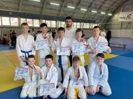 В Южно-Сахалинске провели командный турнир по дзюдо