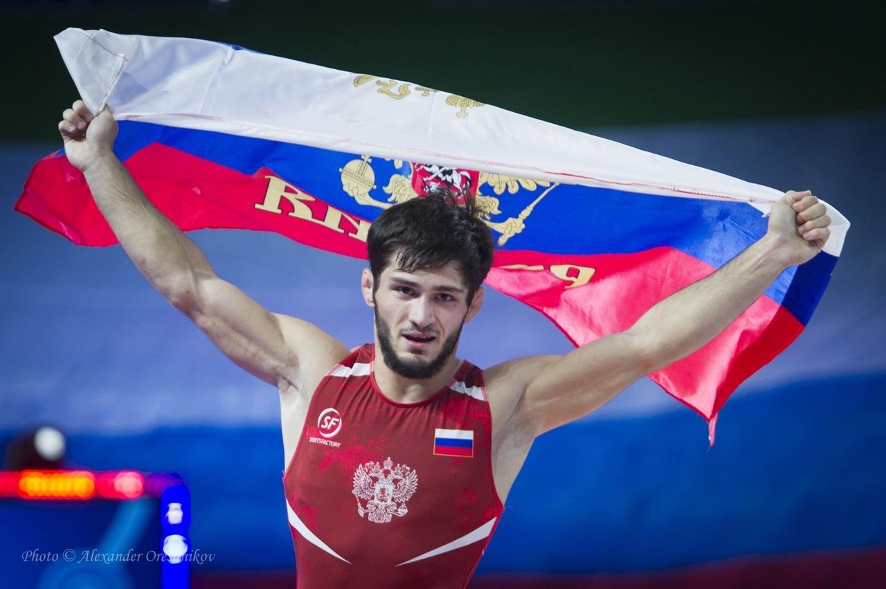 Российские борцы выиграли общекомандный медальный зачёт на юниорском чемпионате мира